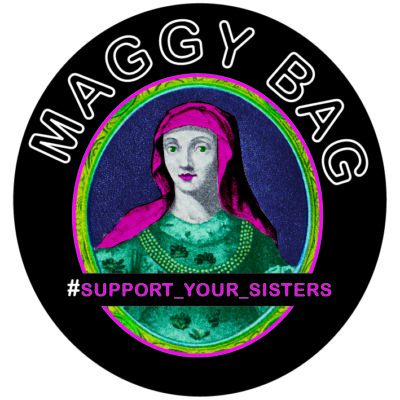 "the ""MAGGY BAG"""